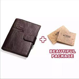 Genuine Leather Men's Wallet 101675
